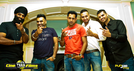 Gippy Grewal interview on Carry On Jatta