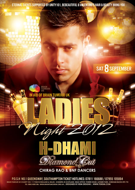 """Ladies Night 2012 with H Dhami"