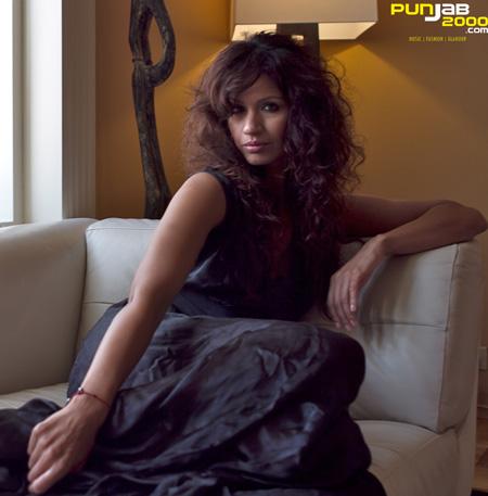 New York based British-Asian singer-songwriter Manjit is preparing to release her new single 'Holding onto Smoke'