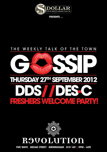 FRESHERS WELCOME PARTY - Gossip