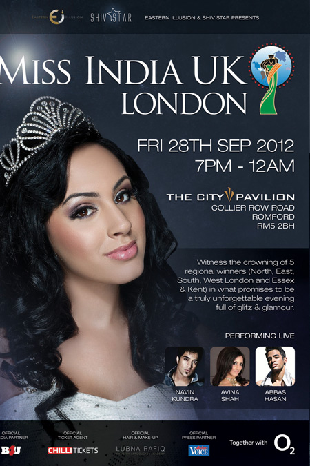 Miss India UK London