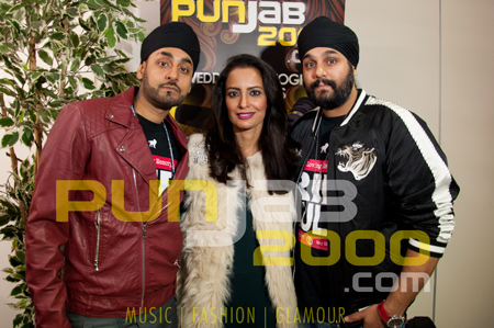 Exclusive interview with RDB by Baja at the BritAsia Music Awards 2012