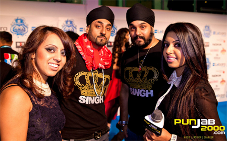 RDB Win Award for Contribution to UK Asian Music Scene
