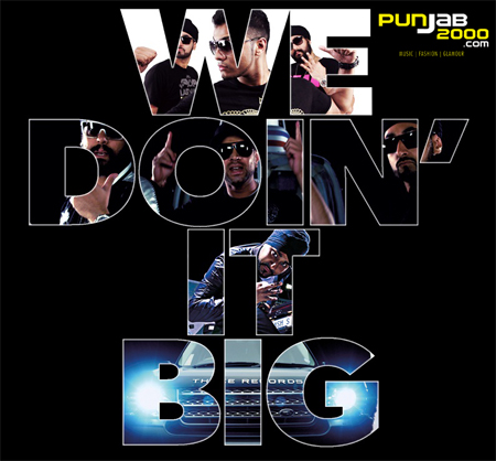 RDB Go Large With New Upbeat Track – 'We Doin It Big'