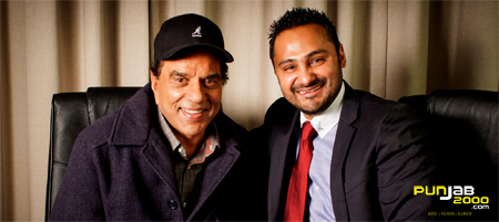 Upinder Randhawa interviews Dharmendra Deol from YPD2