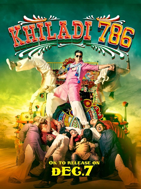An Interview with Akshay Kumar On Khiladi 786
