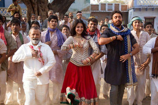 IMRAN KHAN, ANUSHKA SHARMA, PANKAJ KAPUR AND THE ICONIC GULABI BHAINS  STAR IN THE COmedy Matru Ki Bijlee ka Mandola