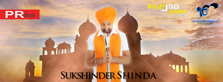 Sukshinder Shinda to release with Dharam Seva Records