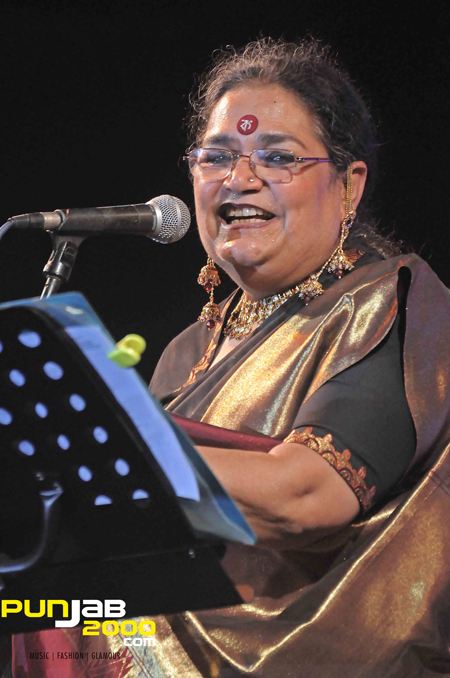 Usha Uthap Live in Concert
