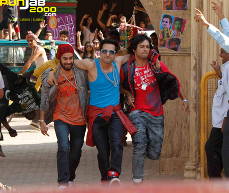 FUKREY - ONE DREAM – ONE CHANCE!