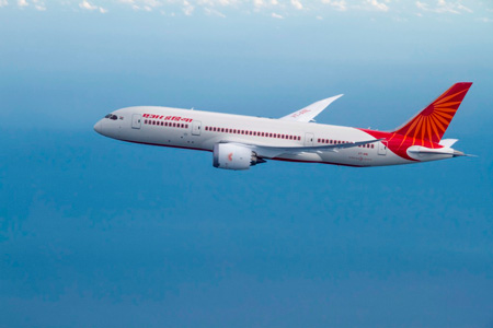 Air India Celebrates 65 Years of India-UK Operations & Launches New Boeing 787 Dreamliner at London