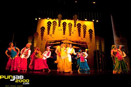 BRITAIN'S GOT BHANGRA - The Musical