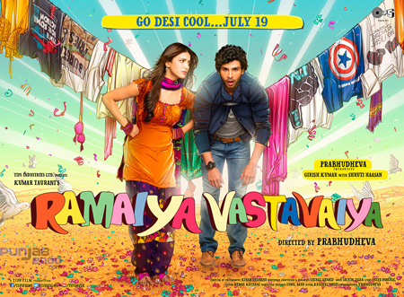 FOR RICHER, FOR POORER – WILL LOVE'S YOUNG DREAM SURVIVE HEARTBREAK AND PREJUDICE IN THIS YEAR'S ROM-COM OF THE YEAR RAMAIYA VASTAVAIYA
