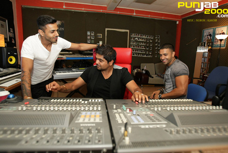 They're Back! Jay Sean, Juggy D & Rishi Rich - Photographer Raj Ghai