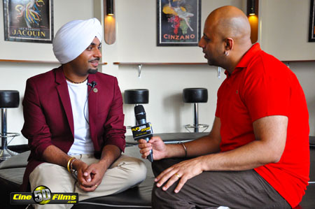 Banger interview with Valraj of Punjab2000 talking about his music and new single