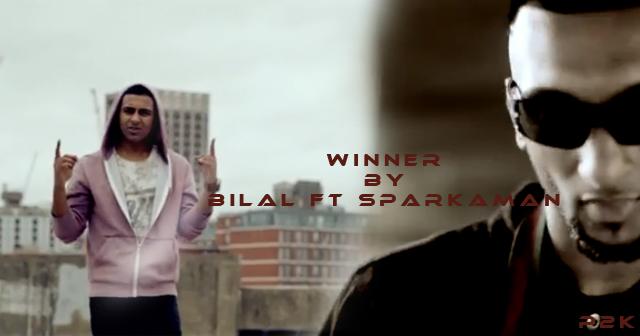 Bilal Ft Sparkaman - Winner (Official Video) Prod.WZDM