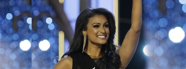 Miss New York Nina Davuluri