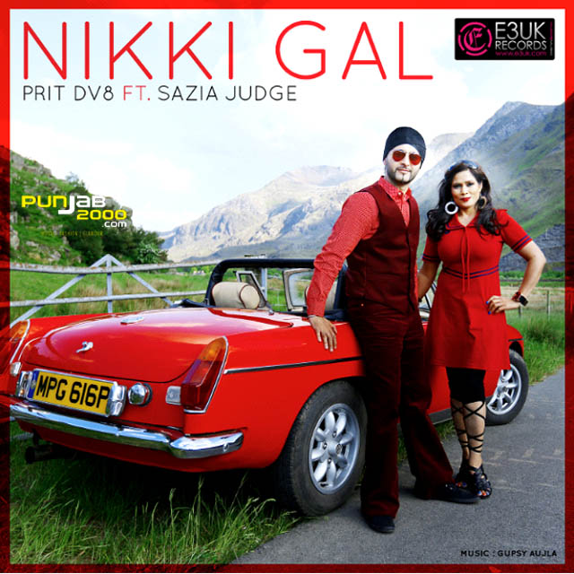 Prit DV8 returns with 'Nikki Gal' - Out Now!