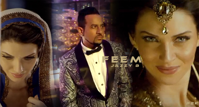 Jazzy B - Feem Official Teaser From The Album Cut Like A Diamond By Diamond Cut