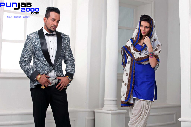 Feem - Jazzy B & Partners In Rhyme