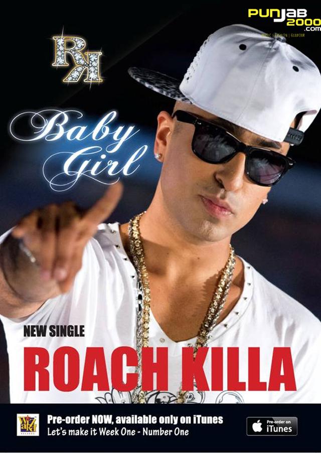 Roach Killa - Baby Girl Video