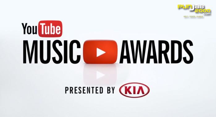 YoutubeMusicAwards2013