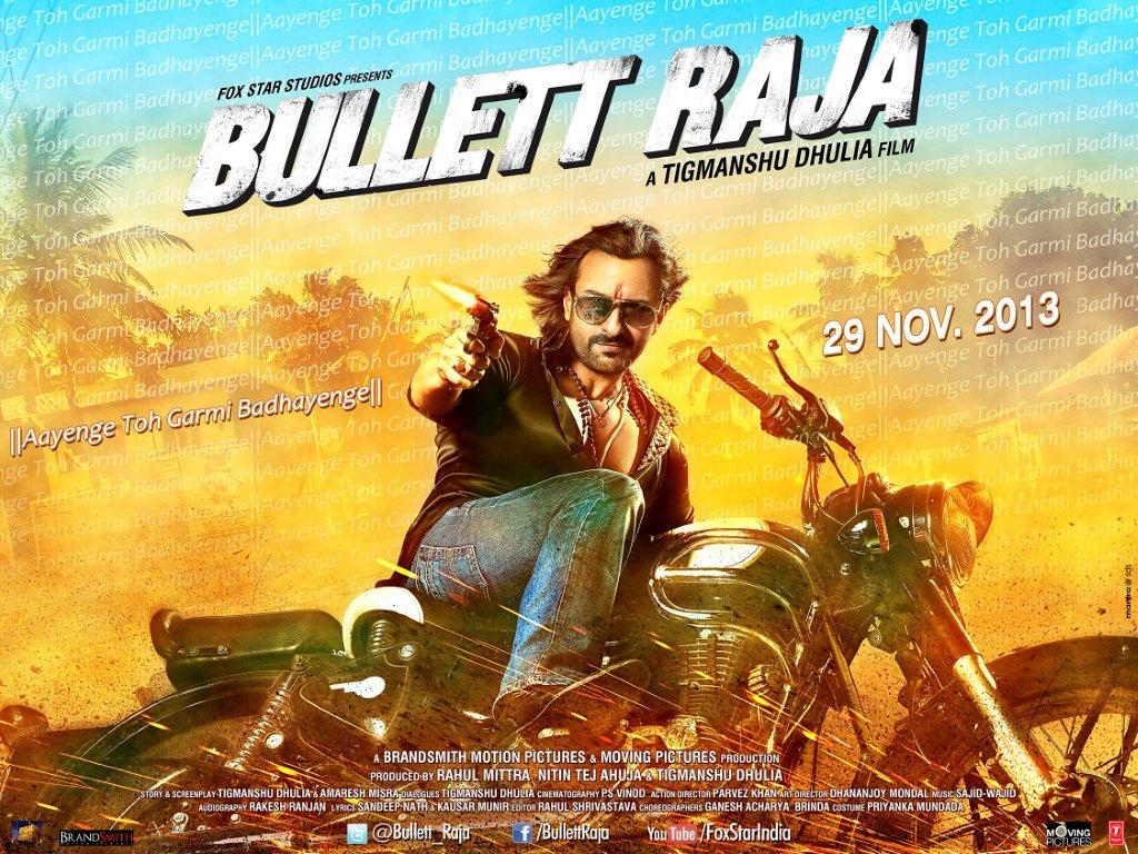 'BULLETT RAJA' NOTCHES AN IMPRESSIVE FOUR OUT OF FIVE STARS FROM SEVERAL TOP CRITICS!