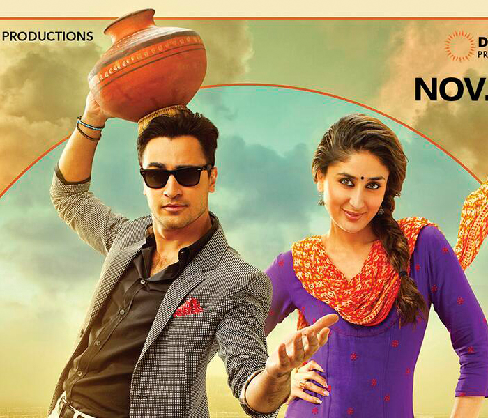 Gori Tere Pyaar Mein interview with Kareena Kapoor & Imran Khan by Harjap Bhangal