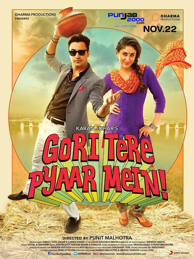 Gori Tere Pyaar Mein interview with Kareena Kapoor & Imran Khan by Harjap Bhangal
