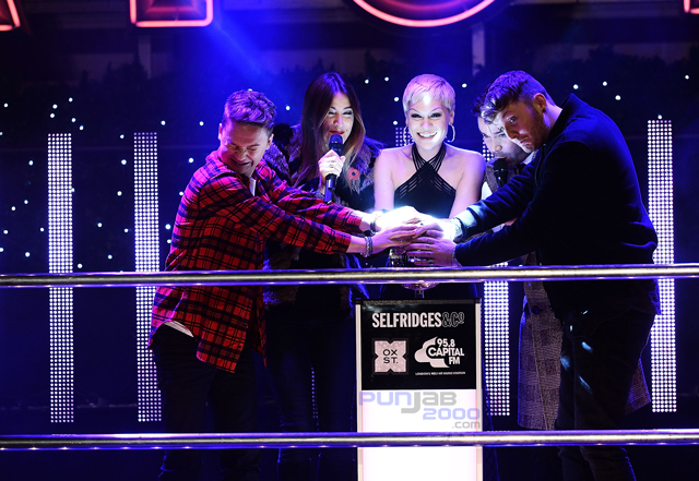 Jessie J, supported by X Factor winner James Arthur and pop sensation Conor Maynard with Capital FM's Lisa Snowden & Dave Berry.