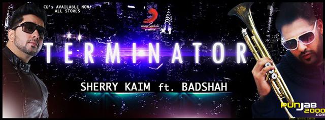 Sherry-Kaim-And-Badshah-Terminator
