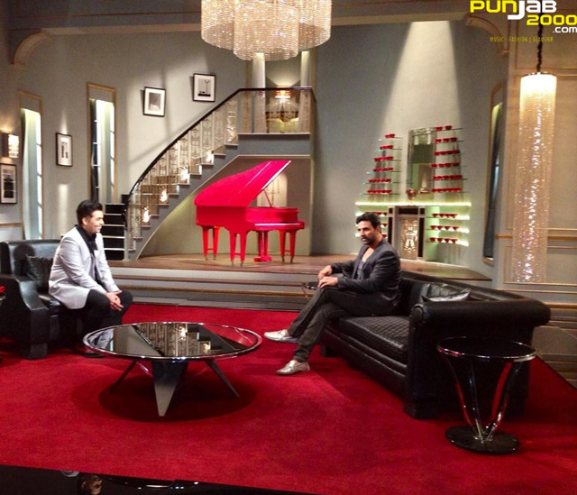 AKSHAY KUMAR TO SIP KOFFEE WITH KARAN FOR THE FIRST TIME IN 4 SEASONS!