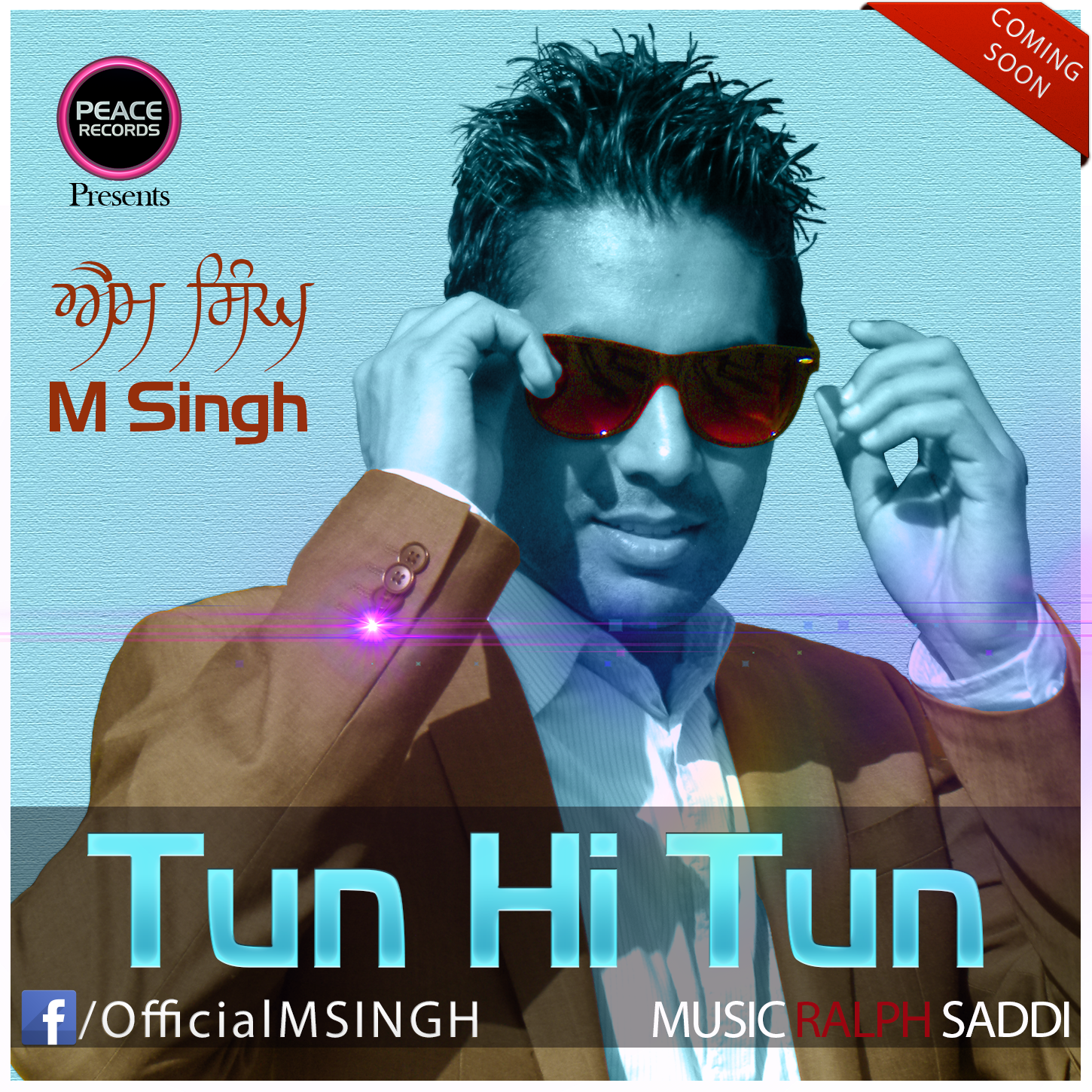 Debut Single Tun Hi Tun from a UK based Punjabi Singer M SINGH