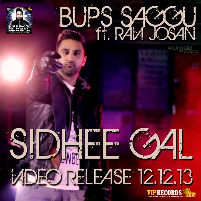Sidhee Gal – Bups Saggu ft. Ravi Josan