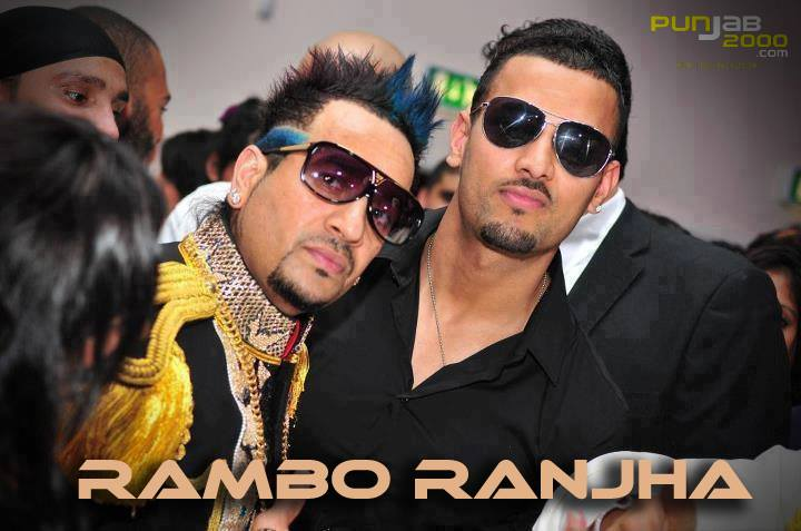 Jazzy B in Rambo Ranjha with Garry Sandhu & Parul Gulati