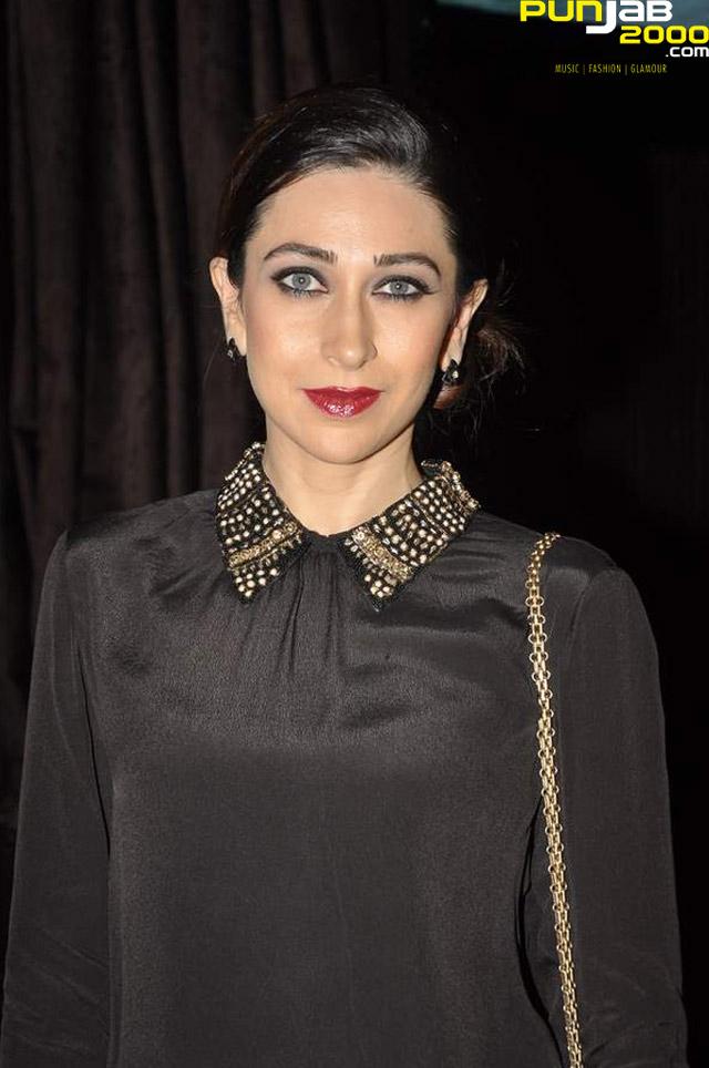 Karisma Kapoor at the music launch of Karle Kalre Pyar