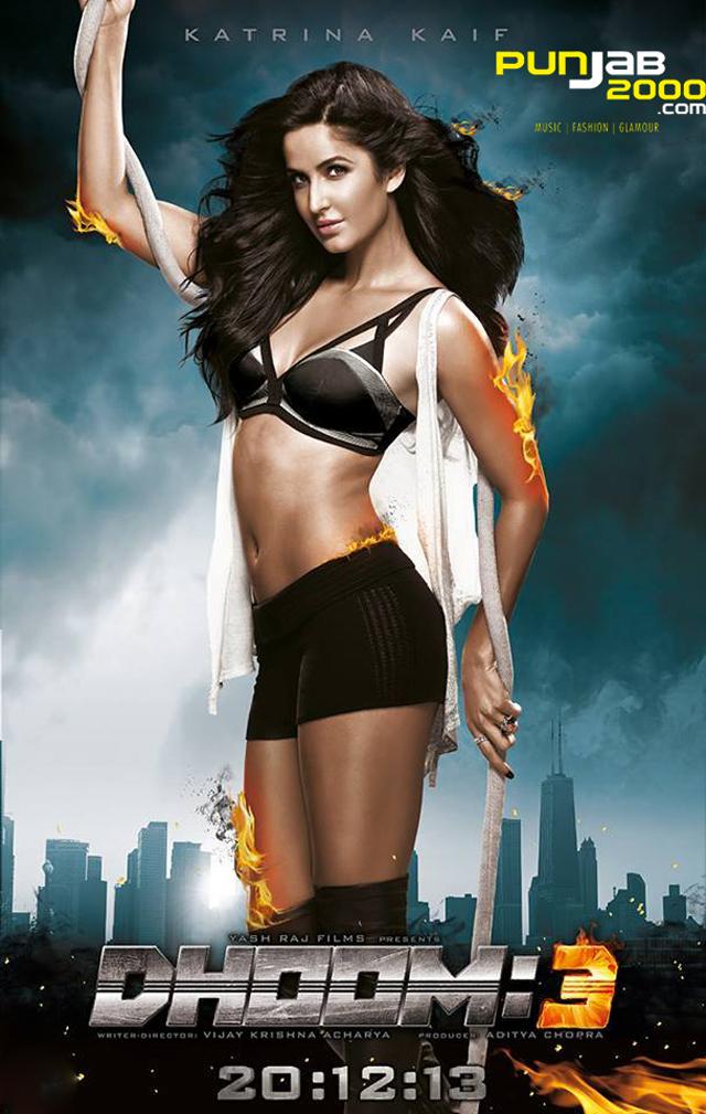 Katrina---Dhoom-3