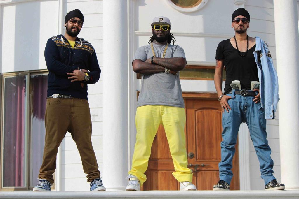 RDB, T-Pain, Daddy Da Cash