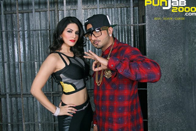 Security beefed up for Honey Singh And Sunny Leone on RAGINI MMS-2 set