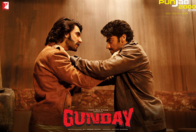 Exclusive Interview with Ranveer Singh & Arjun Kapoor - The 'Gunday' of Bollywood