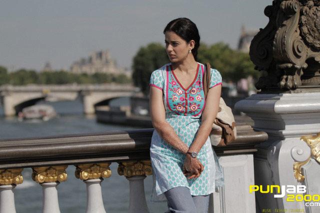 Kangana Ranaut as Rani in Queen