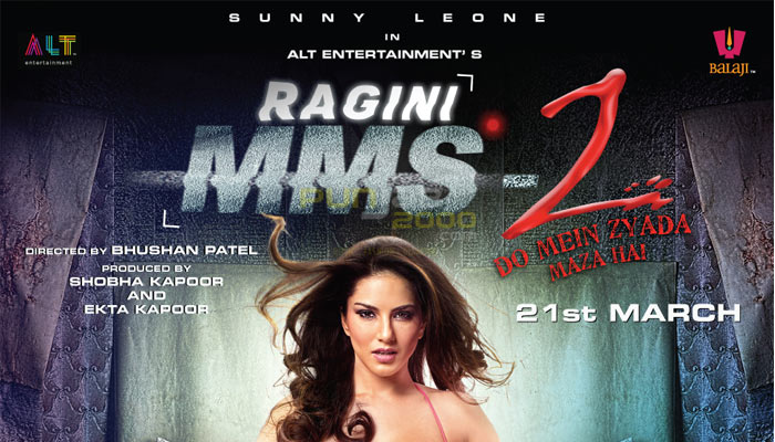 Sunny Leone in Ragini MMS2 India's FIRST EROTICA HORROR