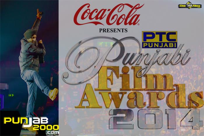 PTC film awards 2014.