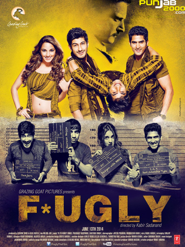 Akshay Kumar & Ashvini Yardi Unveil Lead Stars & Trailer for their Second Hindi Film Venture 'Fugly'