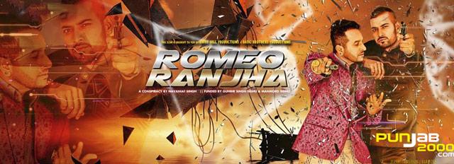 Jazzy B Garry Sandhu in Romeo Ranjha