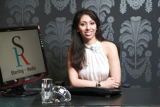 Natasha Mudhar - Sterling Media