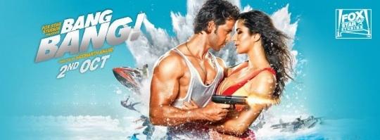 Bang Bang Starring Hrithik and Katrina