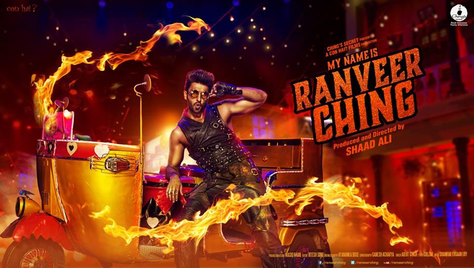 Ranveer Singh Turns Ranveer Ching!