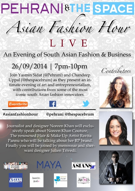 Asian Fashion Hour Live