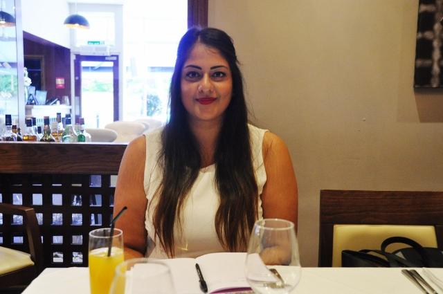 Amrit of Punjab2000 at Tapasya Restaurant, Hull